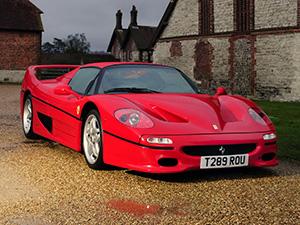 Ferrari F 50 2 дв. купе F 50
