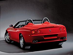 Ferrari F550 Barchetta 2 дв. купе F550 Barchetta