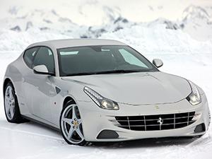 Ferrari FF 3 дв. купе FF