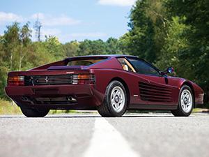 Ferrari Testarossa 2 дв. купе Testarossa