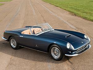 250 GT с 1959 по