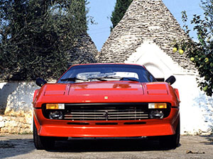 Технические характеристики Ferrari 308