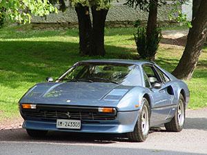 308 GTB с 1975 по 1980