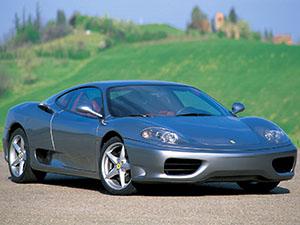 Технические характеристики Ferrari 360 Modena