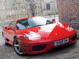 360 Modena с 1999 по 2005
