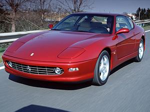 Технические характеристики Ferrari 456