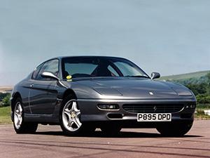 Технические характеристики Ferrari 456 GT
