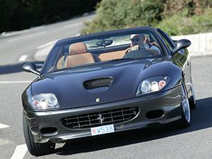 Технические характеристики Ferrari 575 M Maranello