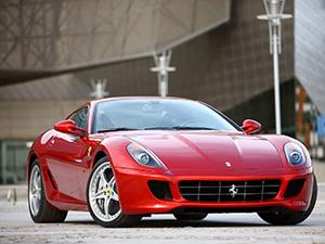 Технические характеристики Ferrari  599