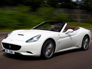 Технические характеристики Ferrari California