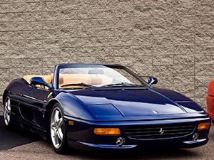 Технические характеристики Ferrari F 355 Spider