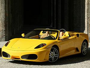 Технические характеристики Ferrari F 430 Spider