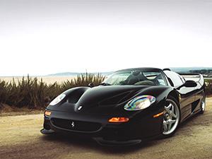 Технические характеристики Ferrari F 50