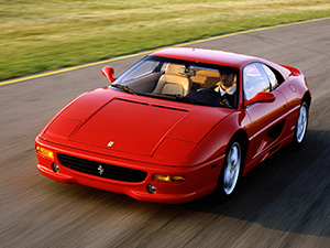 Технические характеристики Ferrari F355