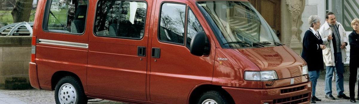 характеристика микроавтобуса фиат дукато