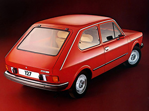 Fiat 127 3 дв. хэтчбек 127
