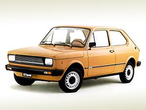 Fiat 127 2 дв. хэтчбек 127