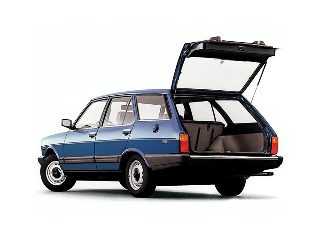 Fiat (Фиат) 131 Panorama 1981-1985 г.