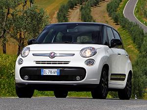 Fiat 500 5 дв. хэтчбек 500L