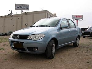 Fiat Albea 4 дв. седан Albea