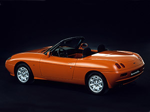 Fiat Barchetta 2 дв. кабриолет Barchetta