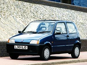 Fiat Cinquecento 3 дв. хэтчбек Cinquecento