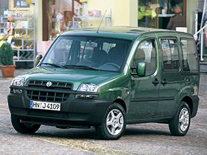 Fiat Doblo 4 дв. минивэн Doblo