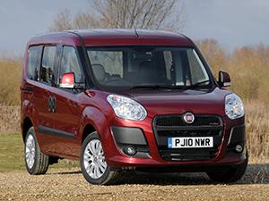 Fiat Doblo 5 дв. минивэн Doblo