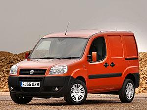 Fiat Doblt 4 дв. минивэн Doblt