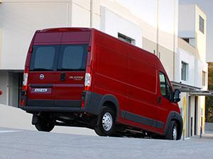 Fiat Ducato 4 дв. фургон Ducato (RUS 244)