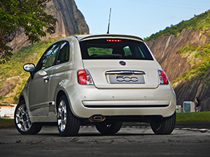 Fiat 500 3 дв. хэтчбек 500