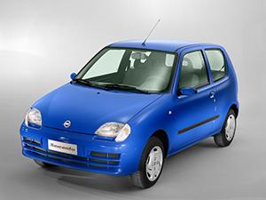 Fiat 600 3 дв. хэтчбек 600