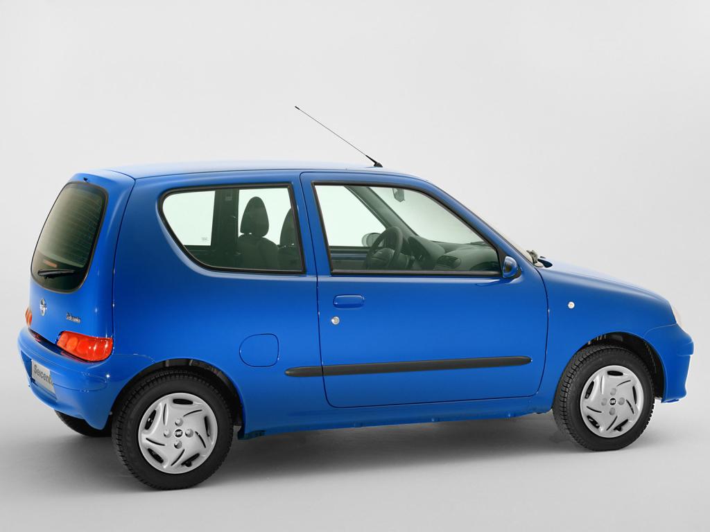 Fiat (Фиат) 600 2005-2007 г.