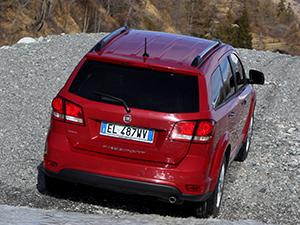 Fiat Freemont 5 дв. внедорожник Freemont