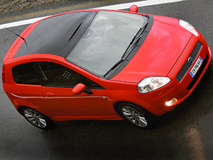 Fiat Grande Punto 3 дв. хэтчбек Grande Punto