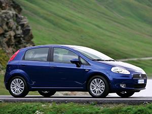 Fiat Grande Punto 5 дв. хэтчбек Grande Punto