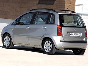 Fiat Idea 5 дв. минивэн Idea