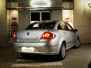 Fiat Linea 4 дв. седан Linea