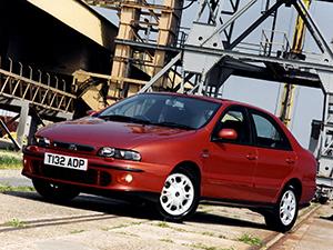Fiat Marea 4 дв. седан Marea