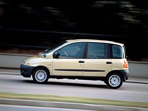 Fiat Multipla 5 дв. минивэн Multipla