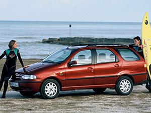 Fiat Palio 5 дв. универсал Palio Weekend