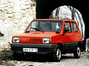 Fiat Panda 3 дв. хэтчбек Panda