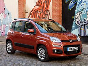 Fiat Panda 5 дв. хэтчбек Panda