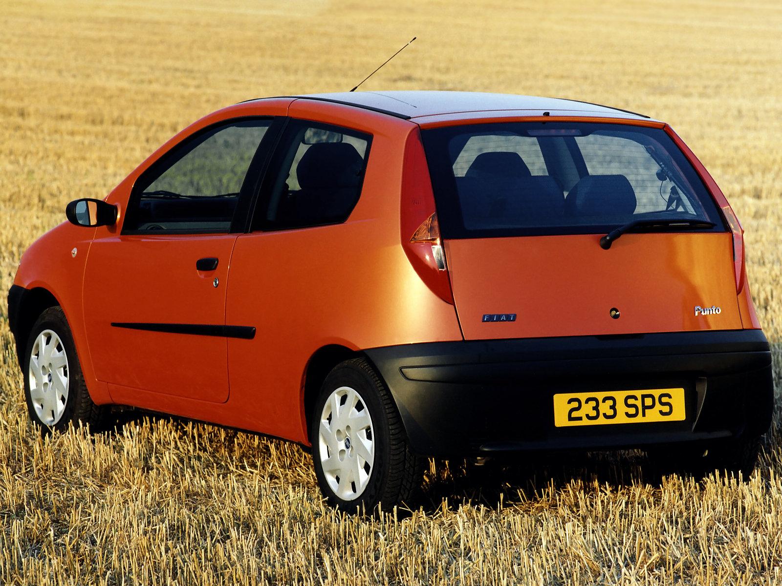 Fiat (Фиат) Punto 1999-2003 г.