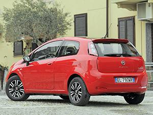 Fiat Punto 3 дв. хэтчбек Punto