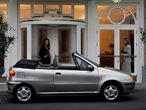 Fiat Punto 2 дв. кабриолет Punto Cabrio