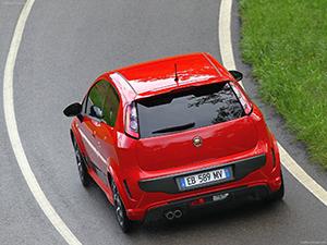 Fiat Punto Evo 3 дв. хэтчбек Punto Evo