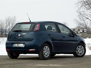 Fiat Punto 5 дв. хэтчбек Punto