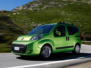 Fiat Qubo 5 дв. минивэн Qubo