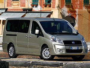 Fiat Scudo 5 дв. минивэн Scudo